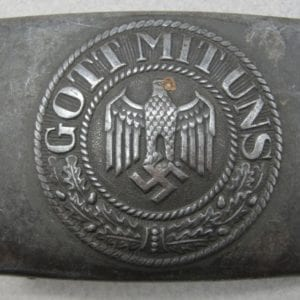 """Army EM/NCOs Belt Buckle by """"GB 41"""""""