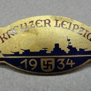 Kreuzer Leipzig Badge