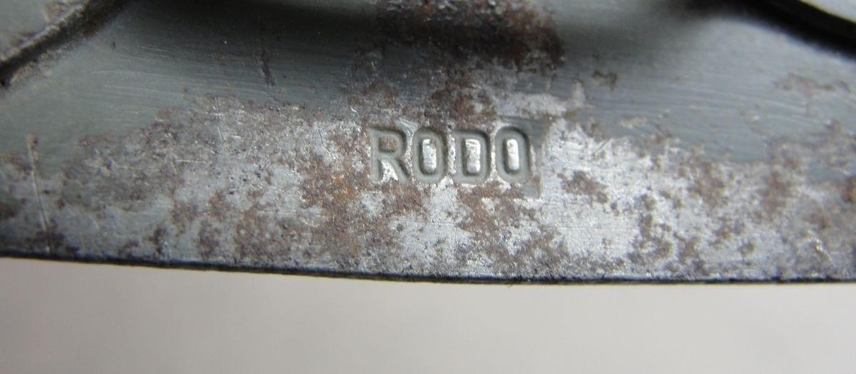 "SS EM/NCO's Buckle by ""RODO"""