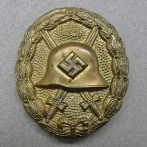 First Pattern - Condor Legion Wound Badge Gold Grade