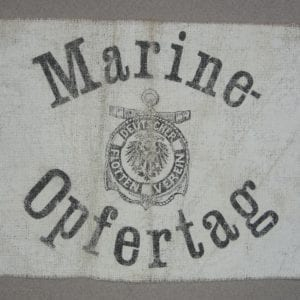 Marine - Opfertag Imperial Navy Cloth Panel