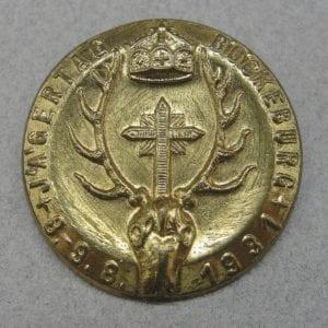 1931 Hunting Day Badge