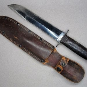WW2 Western Fighting Knife G46-8
