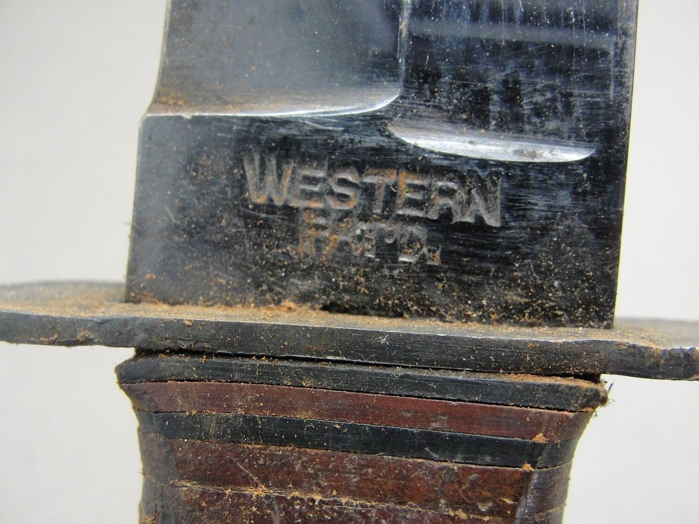 WW2 Western Fighting Knife G46-8