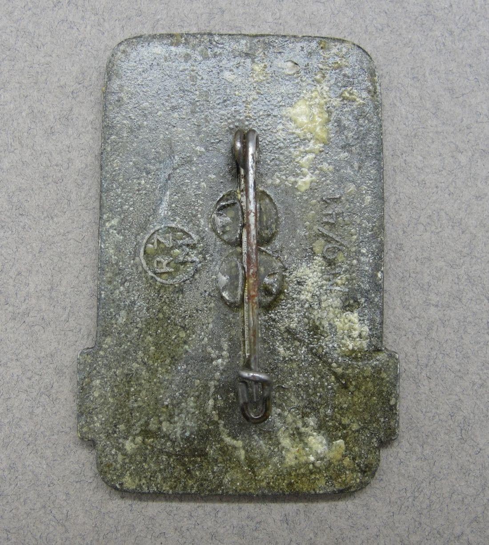 1939 Westmark Day Badge