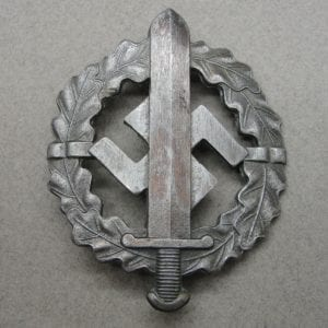 SA Sports Badge, Third Class in Bronze