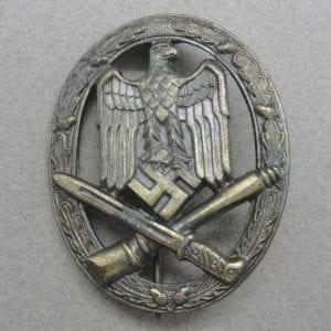 """Army/Waffen-SS General Assault Badge by Assmann """"A 2"""""""